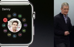 Chọn Apple Watch hay Moto 360?