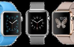 """Apple Watch """"cháy hàng"""" chỉ trong 6 giờ đồng hồ"""