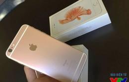 iPhone 6S sở hữu vỏ hợp kim nhôm siêu bền, khó bị bẻ cong
