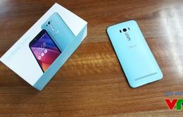 Zenfone Selfie - Smartphone 'tự sướng' chuyên dụng với camera trước 13MP