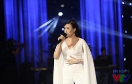 Hồ Quỳnh Hương hồi hộp xuất hiện trong Bài hát yêu thích