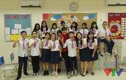 'Học lịch sử thật tuyệt' trên VTV7 cùng Minh Kiên Beatbox