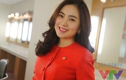 """MC Mai Ngọc bật mí cách """"yêu bản thân"""" mỗi ngày"""
