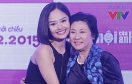 Miu Lê biến hóa với vai 'bà già 20 tuổi' khó tính