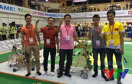 ĐT Việt Nam sẵn sàng tranh tài ở ABU Robocon 2015
