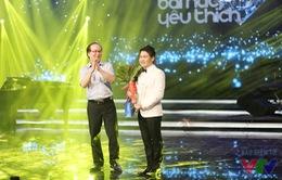 Liveshow Bài hát yêu thích tháng 4 vinh danh ca sĩ Trọng Tấn