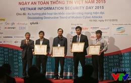 Công tác bảo đảm an toàn thông tin tại Việt Nam còn ở thế bị động