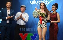 """Hồ Ngọc Hà bị fan """"bủa vây"""" tại Liveshow Bài hát yêu thích tháng 8"""