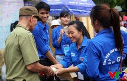 Hà Nội: Gần 10.000 tình nguyện viên tham gia Tiếp sức mùa thi 2017