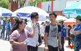 312 thí sinh bị đình chỉ trong ngày thi thứ hai THPT Quốc gia