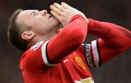 """Rooney bóng gió tiết lộ """"bí mật quân sự"""" của thầy Van Gaal"""