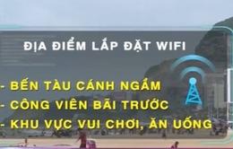 Thành phố Vũng Tàu thử nghiệm wifi miễn phí