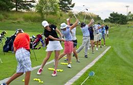 Quý II/2016, Việt Nam sẽ có Học viện Golf đẳng cấp quốc tế