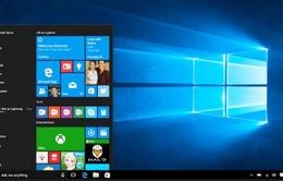 Windows 10 có mặt trên 75 triệu thiết bị sau 4 tuần ra mắt