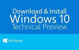 Hướng dẫn cập nhật Windows 10 Technical Preview phiên bản mới