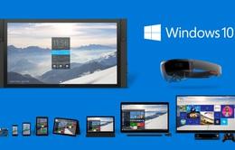 Windows 10 đã có mặt trên 75 triệu thiết bị