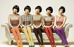 Wonder Girls trụ vững tại top 10 Billboard