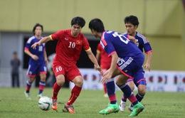 Olympic Việt Nam 0-2 Olympic Nhật Bản: Thất bại vì những phút cuối hiệp