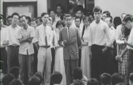 Phim tài liệu: Tuổi trẻ Sài Gòn - Một thời hoa lửa