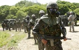 Mỹ, Hàn Quốc diễn tập đối phó các cuộc tấn công bằng vũ khí sinh học