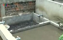 Lâm Đồng: Bắt quả tang cơ sở sản xuất xả nước thải trực tiếp ra môi trường