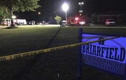 Mỹ: Hai cảnh sát tại bang Mississippi bị bắn chết