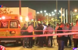 Xả súng gây thương vong lớn tại Israel
