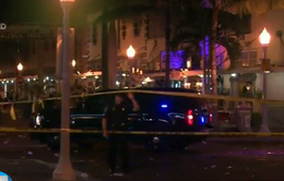 Mỹ:  Xả súng tại lễ hội đường phố ở Florida, 1 người thiệt mạng