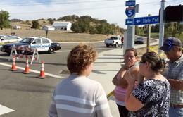 Mỹ xác nhận con số thương vong vụ xả súng Oregan