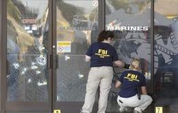 Xả súng tại căn cứ hải quân Mỹ, 4 người thiệt mạng