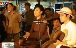 Giới trẻ Hà Thành chung tay bảo tồn hát xẩm