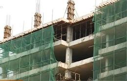 TP.HCM: Phát hiện chung cư 10 tầng xây dựng không giấy phép