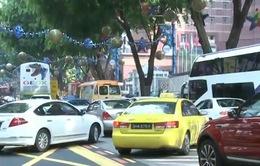 Singapore rà soát quy định quản lý taxi Uber