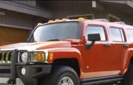 General Motors thu hồi 200.000 xe Hummer SUV