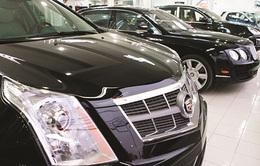 Tám dòng thuế ô tô sẽ được cắt giảm từ năm 2016