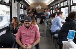 Lombard Express - Xe bus thông minh kết nối wifi