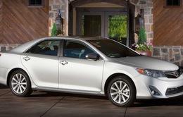 Toyota triệu hồi 112.500 ô tô tại thị trường Mỹ