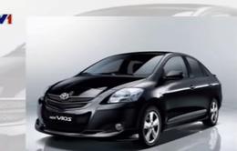 Toyota Việt Nam triệu hồi gần 4.000 xe vì lỗi cụm bơm túi khí