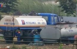 Hành trình gian lận của những xe bồn chở xăng dầu