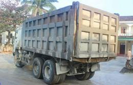 Gia Lai: Hàng loạt xe tải tự ý cơi nới trái phép bị xử lý