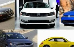 Volkswagen bị phát hiện sử dụng phần mềm gian lận khí thải