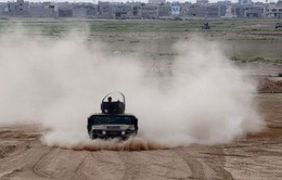 Quân đội Iraq tấn công mục tiêu IS tại Tikrit