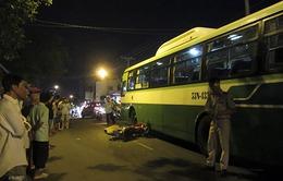 TP.HCM: Xe buýt gây tai nạn, 1 người tử vong