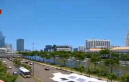 TP.HCM triển khai tuyến xe buýt nhanh đầu tiên