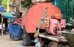 Hàng chục xe chữa cháy mini tại TP.HCM xếp xó