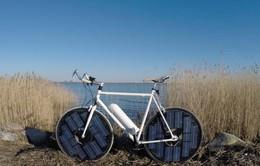 Độc đáo chiếc xe đạp điện… không cần sạc