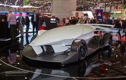 Độc đáo mẫu xe đua không người lái sử dụng động cơ điện