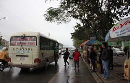 Nghệ An: Các đối tượng bảo kê xe khách sa lưới
