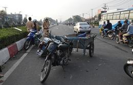 TP.HCM tăng cường xử phạt xe máy tự chế từ ngày 20/10