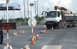 Cần Thơ: Áp dụng mức xử phạt cao nhất với xe quá tải